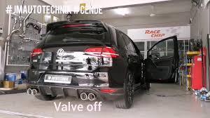 volkswagen brunei volkswagen gti mk7 with cende valvetronic exhaust youtube