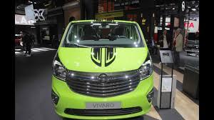 opel vivaro life showcased at frankfurt motorshow interior