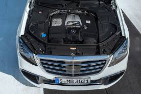 pic of mercedes mercedes reveals refreshed s class more potent s63 amg the