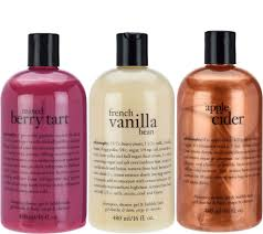 philosophy autumn favorites shower gel trio philosophy fall