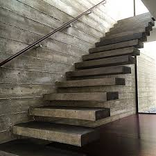 Cement Stairs Design Blog Concrete Wave Design Concrete Countertops Fireplaces
