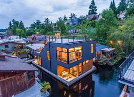 Floating Home Floor Plans Floating Homes Around The World Bob Vila