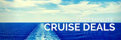 last minute cruises bargain cruise offers late deals holidays