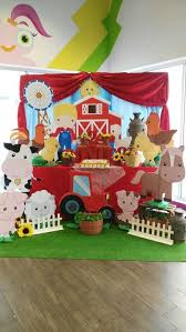Barn Animal Party Supplies 78 Best Farm Themed Party Images On Pinterest Farm Birthday