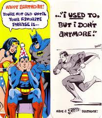 Superhero Birthday Meme - batman robin on film happy birthday superman from everyone on