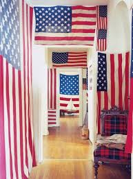 American Flag Home Decor New Uses For Old Things The American Flag Is The Consummate