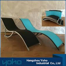 Outdoor Sun Lounge Chairs Aluminium Frame Sun Lounger Aluminium Frame Sun Lounger Suppliers