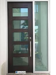 glass wood doors open and airy front doors contemporary mahogany double wood doors
