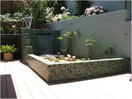 Backyard Tiles Ideas Backyards Enchanting Impressive Backyard Design With White