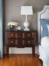 bedroom nightstand narrow nightstand ideas wall beautiful