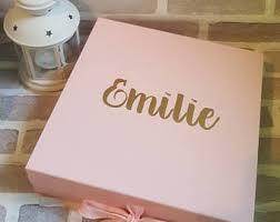 bridesmaid boxes of honor box etsy