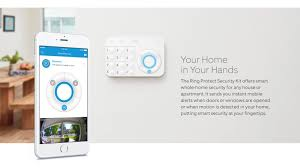 ring takes on nest with competitively priced u0027protect u0027 security