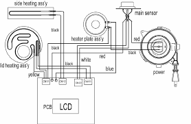 automatic rice cooker wiring diagram wiring diagram and