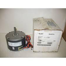lennox condenser fan motor lennox lennox condenser fan motor 68j97 208 230v 1 6 hp