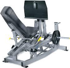 Nautilus Bench Press Nautilus Xpload Leg Press