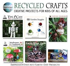 Garden Crafts For Kids - recycled crafts for kids of all ages empress of dirt