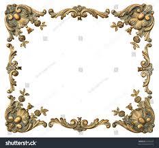 photo frame corners ornaments stock photo 36766207
