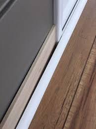 Laminate Floor Trim Door Floor Trim Help Needed Hometalk