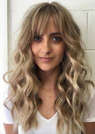 framed face hairstyles 55 long haircuts with bangs for 2018 tips for wearing fringe