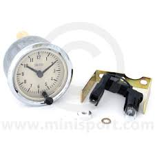 ca1100 03c smiths 12 hour analogue clock classic mini parts mini