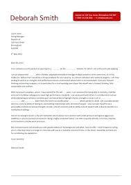 concise cover letter sle cover letter resume topresumeletter
