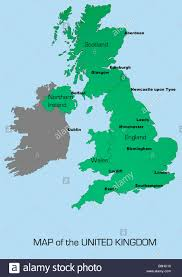 Map England by Uk Map Showing England Scotland Wales And Northern Ireland With