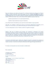 chambre de commerce certificat d origine kalityc international quality