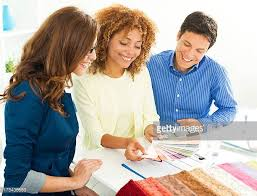 Jobs With Interior Design by Interior Designer Stock Photos And Pictures Getty Images