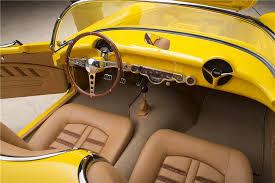 Custom Corvette Interior 1954 Chevrolet Corvette Coddington Custom 178641