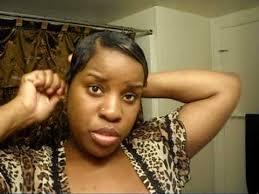 short wraps hairstyle how to wrap black short hair by blackhairandskincare com youtube