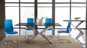 Stainless Steel Dining Room Tables by Mantis Rectangle Dining Table Base