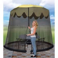 Garden Table With Umbrella 9ft Patio Table Umbrella Screen Www Kotulas Com Free Shipping