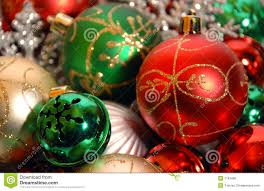 colorful christmas ornament backgrounds u2013 happy holidays