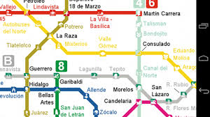 Google Maps Subway by Mexico City Subway Android Apps On Google Play