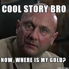 Cool Story Meme - blofeld cool story meme on imgur
