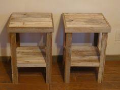 Homemade End Tables by Brand New Beautifully Hand Crafted Side Patio Or Indoor End Table