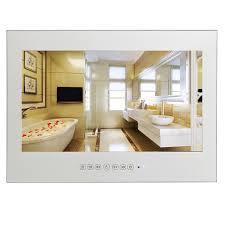 Tv Mirror Bathroom 22 Inch Bathroom Tv Waterproof Led Tv Mirror Bathroom Tv Flat