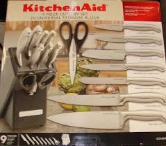 Kitchen Aid Knives Kitchenaid Knife Set Spikids Com