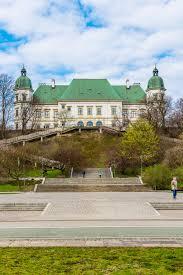 centre for contemporary art at ujazdowski castle warsaw city break