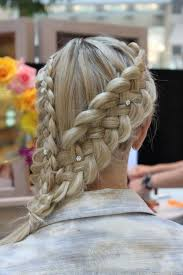 hair styles with rhinestones gorgeous side braid hairstyles with rhinestones hair pins best