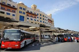 travel bus images It 39 s really easy to travel by bus around dubai dubaiweek ae jpg