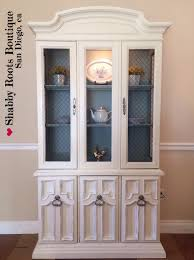 shabby chic china cabinet antique shabby chic china cabinet shabby roots boutique