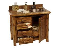 85 types ornamental rustic wood vanity unit barn vanities for sale