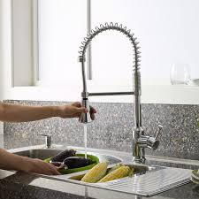 professional kitchen faucets pekoe 1 handle semi professional kitchen faucet american standard