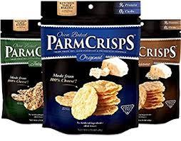 kitchen table bakers parmesan crisps amazon com assortment 3 pack kitchen table bakers parm crisps