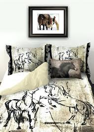 Duvet Covers Single Uk Horse Duvet Covers Horse Duvet Cover Double White Horses Doona Bed
