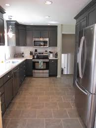 Kitchen Tile Floor Design Ideas Black And White Tile Floor Kitchen Caruba Info