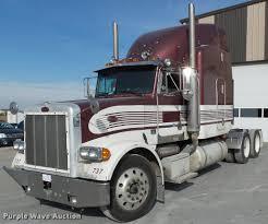 peterbilt semi trucks 2004 peterbilt 378 semi truck item k3436 sold december