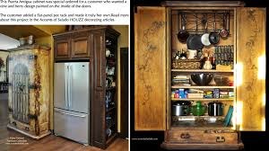 kitchen armoire cabinets old world dining room furniture puerta antigua armoire cabinet
