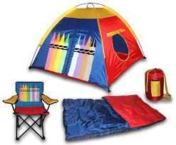 tent chair cing station giga tent kids crayon house set of tent chair